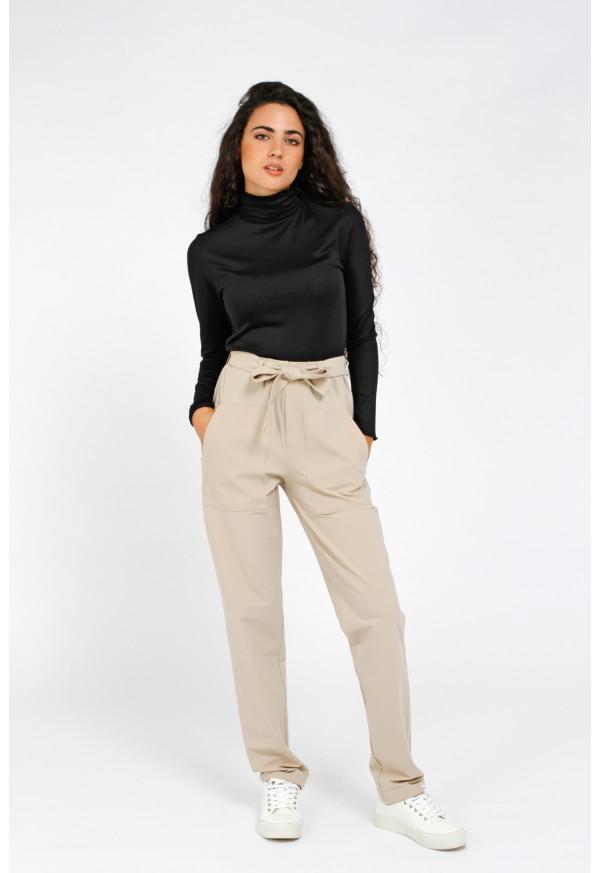 Pantalon W21N1064 Oatmeal