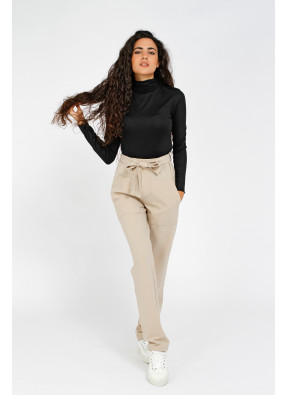 Trouser W21N1064 Oatmeal