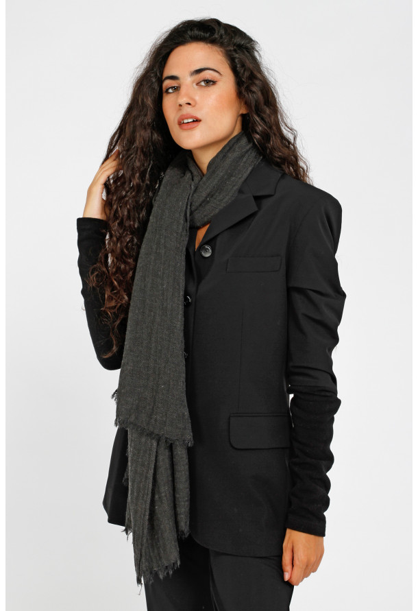 Scarf Fatistreet 500 Anthracite Chine