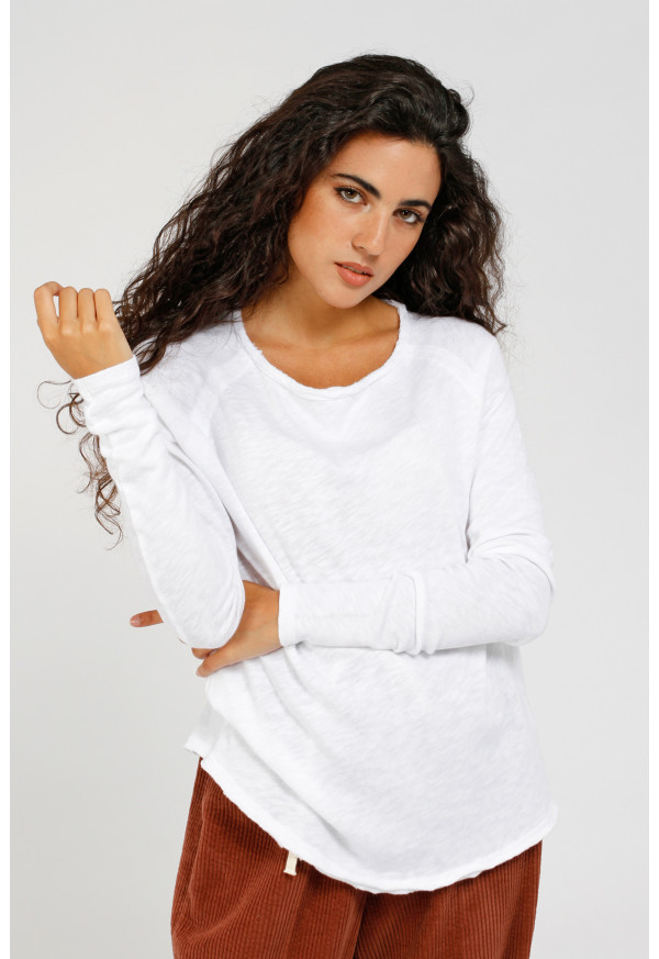 Camiseta Sonoma 31G Blanc