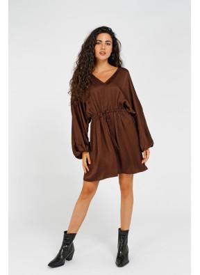 Dress Widland 14A Chocolat