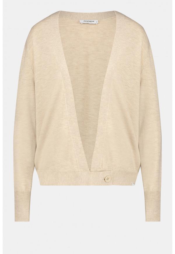 Jacket Almond